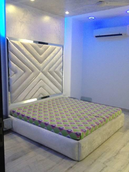 Interior Design:  Bedroom by The Silversea