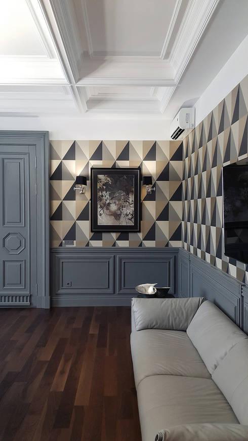 Estudios y oficinas de estilo  por KAPRANDESIGN