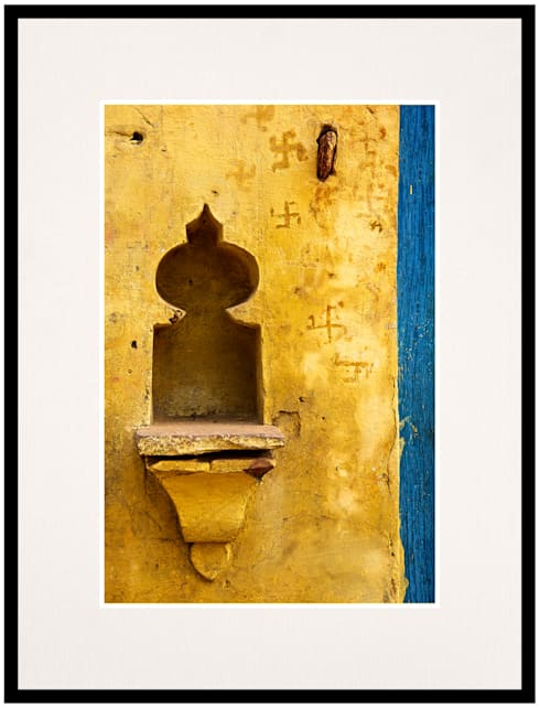 Swastik Alcove:  Artwork by IndiPix Gallery