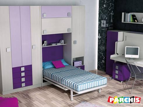 Muebles parchis dormitorios juveniles muebles for Muebles parchis