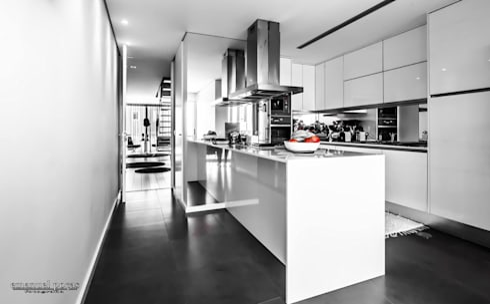 Paço da Alameda: Cozinha  por EPphotography