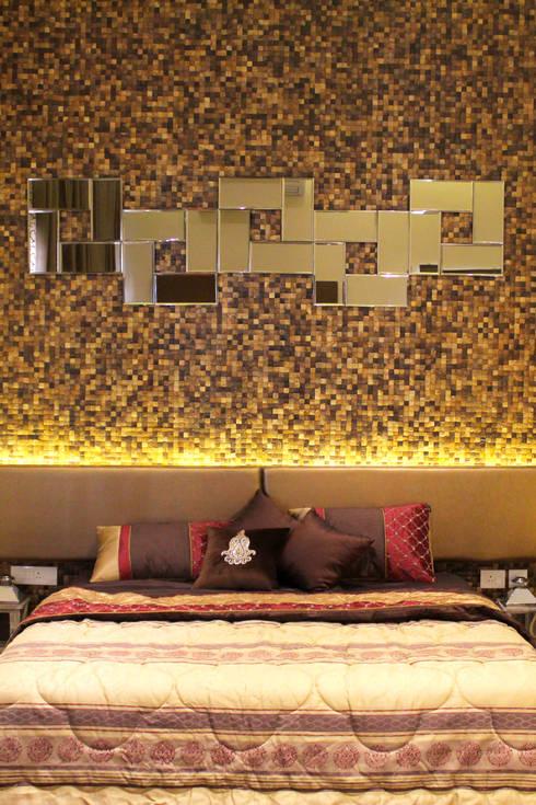 GRANCARMEN: modern Bedroom by Rubenius Interiors