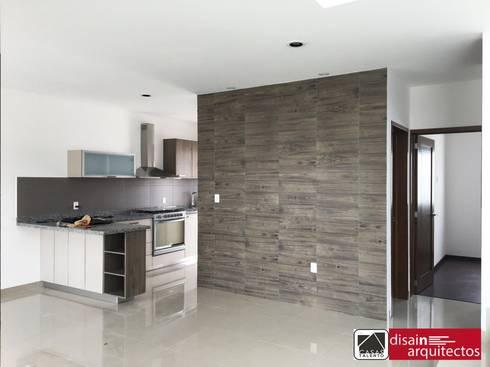 Casas Talento 2N ( ENA, STIRI, BELA): Salas de estilo moderno por disain arquitectos