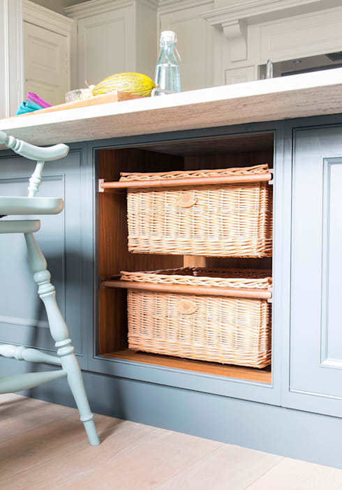 Кухня в . Автор – Sculleries of Stockbridge