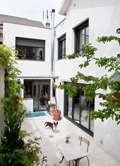 Casas minimalistas por HABITANTE