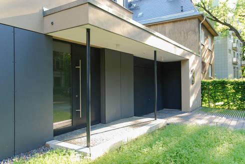 haus tl neues wohnen im historischen umfeld von fried a b ro f r architektur homify. Black Bedroom Furniture Sets. Home Design Ideas