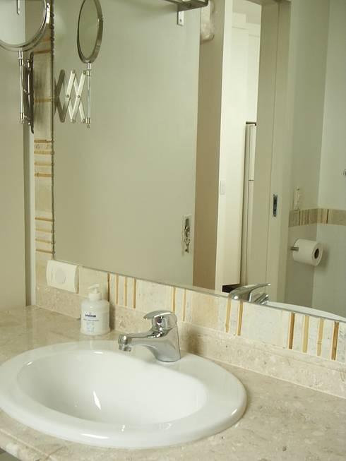 حمام تنفيذ mr maria regina de mello vianna arquitetura e interiores