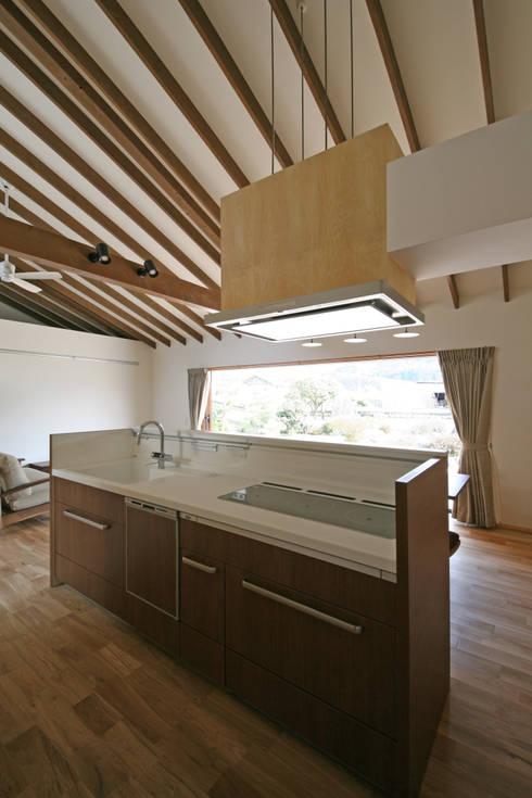 ห้องครัว by 設計事務所アーキプレイス