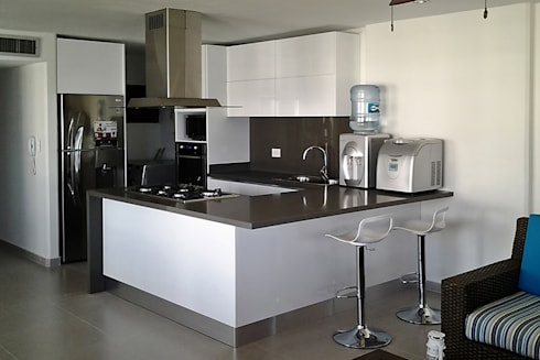 Remodelaci n integral apartamento 1 de remodelar proyectos for Remodelar cocina integral