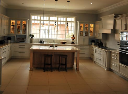 New Kitchen- February 2016: classic Kitchen by Capital Kitchens cc