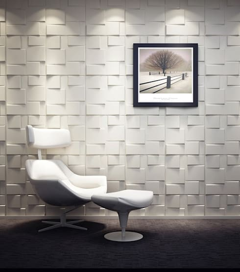 Salas de conferencias de estilo  por Twinx Interiors