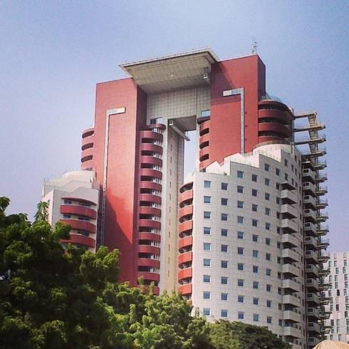 Torre do Carmo – Angola: Janelas   por BauStahl, Lda