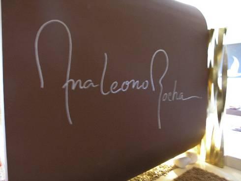 CASA DECOR 2006 .Faro: Quartos ecléticos por Atelier  Ana Leonor Rocha