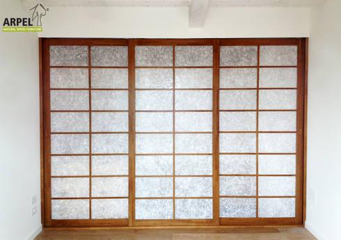 Quadri Per Cabina Armadio : Cabine armadio su misura in stile giapponese di arpel homify