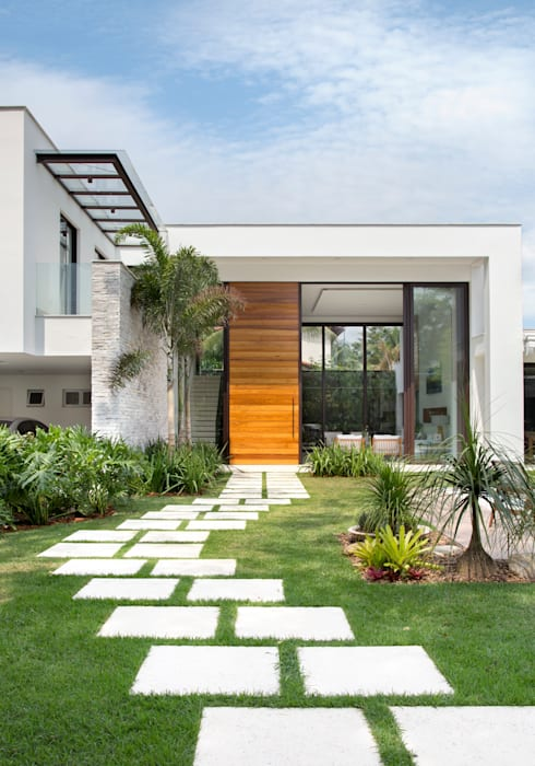 房子 by Amanda Miranda Arquitetura