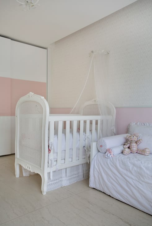 Cuartos infantiles de estilo  por Amanda Miranda Arquitetura