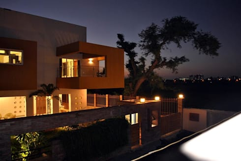 Context - view from the house:   by DeFACTO Architects