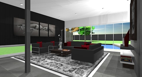 House Sam:   by Pen Architectural Technologists