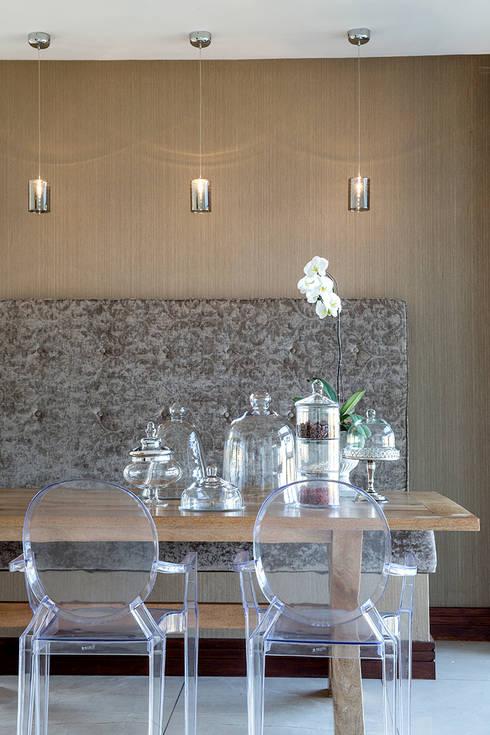 Comedores de estilo  por FRANCOIS MARAIS ARCHITECTS
