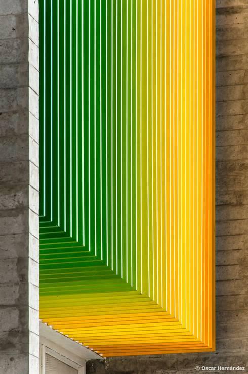 CIMA PREESCHOOL / E1Desingnlightstudio:  de estilo  por Oscar Hernández - Fotografía de Arquitectura