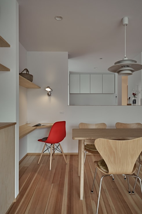 Phòng ăn by toki Architect design office