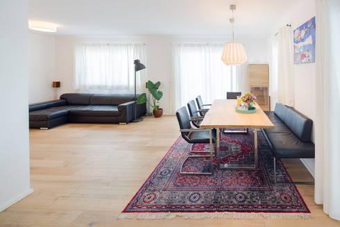 Essbereich: skandinavische Esszimmer von Kathameno Interior Design e.U.