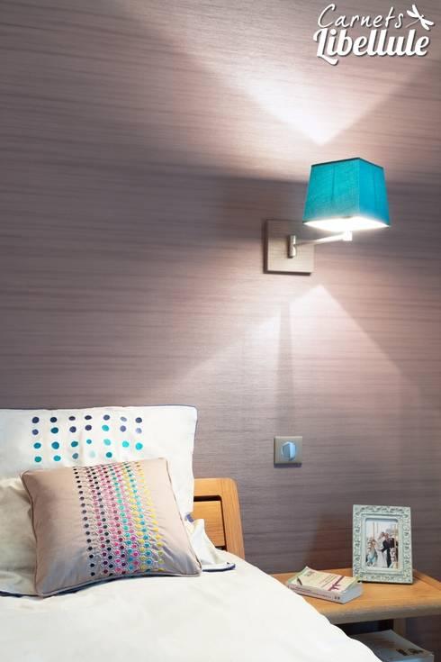 d coration d 39 une chambre parentale de carnets libellule homify. Black Bedroom Furniture Sets. Home Design Ideas