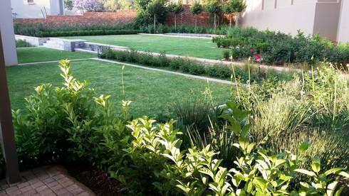 Farmers Folly, Lynnwood: modern Garden by Gorgeous Gardens