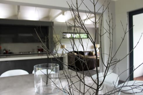 Simbithi Eco Estate 2: modern Kitchen by Margaret Berichon Design