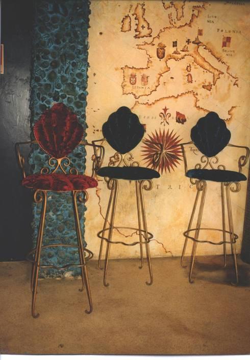 Bar Capitulo IV: Bares e clubes  por Atelier  Ana Leonor Rocha