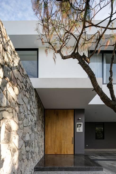 Дома в . Автор – Trama Arquitectos