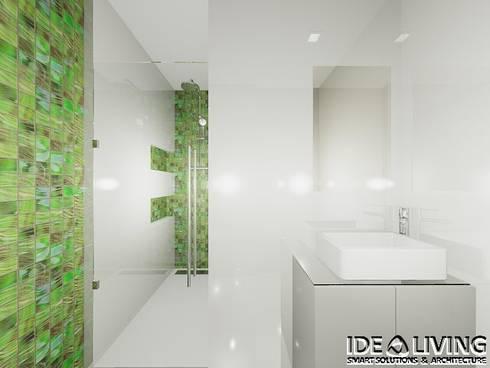 I.S. - Serralves: Casas de banho modernas por Idealiving