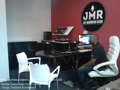 JMR Studio:   by MNDSA Environmental