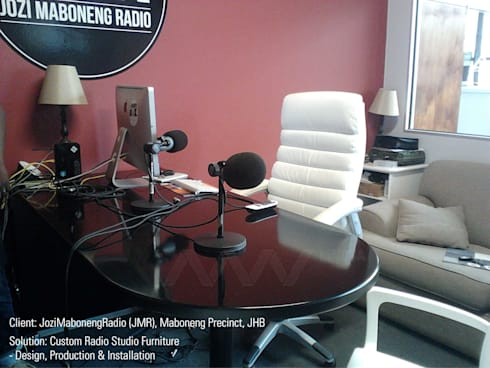 JMR Main Desk:   by MNDSA Environmental