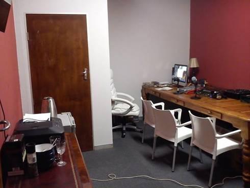 JMR Studio - Picture of studio before MNDSA Installation:   by MNDSA Environmental