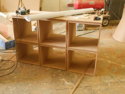 JMR Studio Furniture production:   by MNDSA Environmental