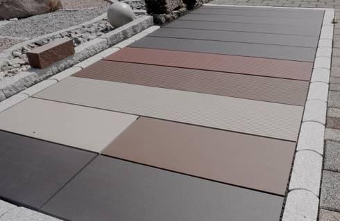 verschiedene elemente f r eine gelungene terrasse von bausep gmbh homify. Black Bedroom Furniture Sets. Home Design Ideas