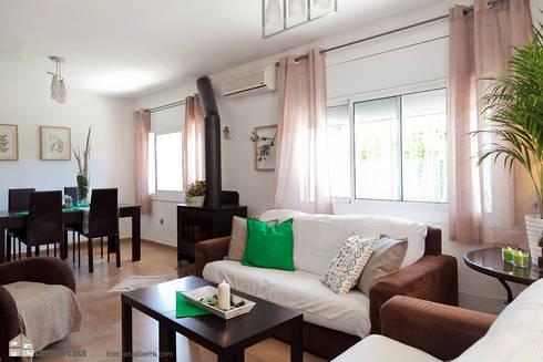 Home staging en barcelona por custom casa home staging - Home staging barcelona ...