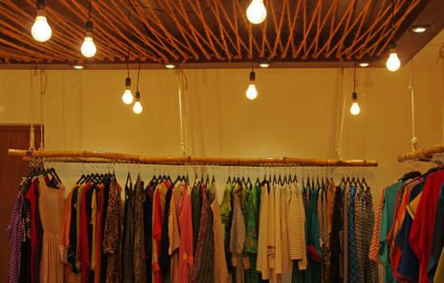 Boutique Allure:  Commercial Spaces by DeTekton
