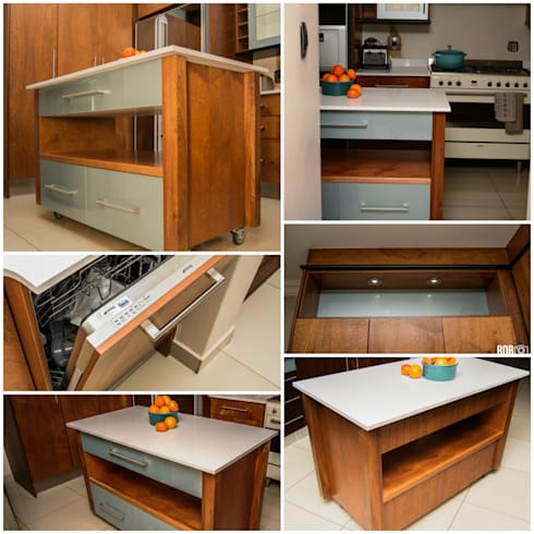 Mr & Mrs Dashe: classic Kitchen by Ergo Designer Kitchens and Cabinetry