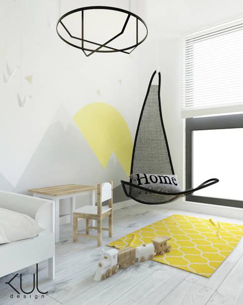 Dom II   Lębork: styl , w kategorii Pokój dziecięcy zaprojektowany przez Kul design