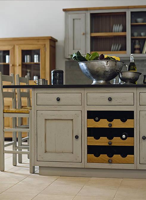 Cocinas equipadas de estilo  por Grange México