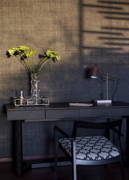 Study: modern Study/office by Jenny Mills Architects