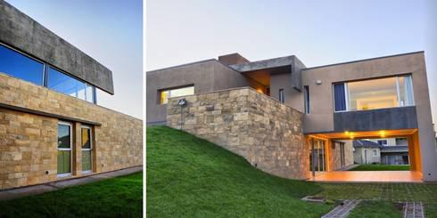 Foc i por dms arquitectura homify - Casas escandinavas ...