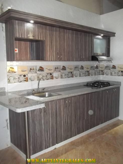 Cocinas modernas en barranquilla colombia por for Cocinas barranquilla