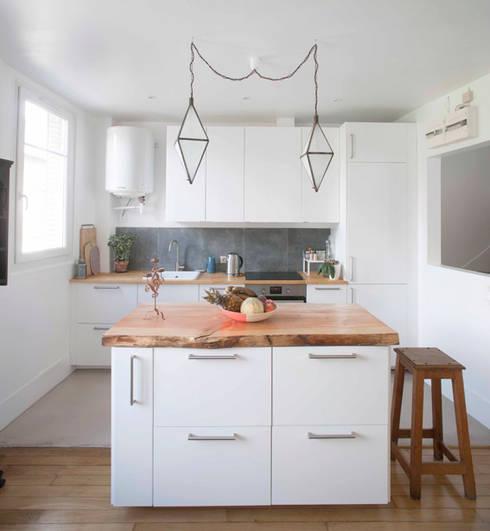 Cuisine: Cuisine de style  par Olivier Olindo Architecte