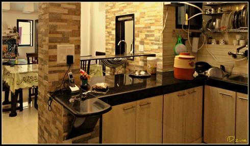 kitchen: asian Kitchen by Mehak Lochan Design