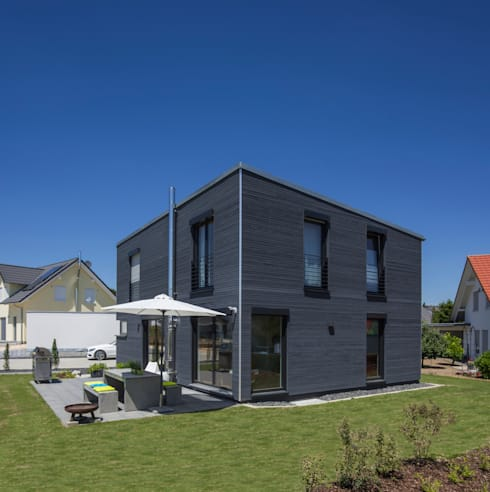 Дома в . Автор – KitzlingerHaus GmbH & Co. KG