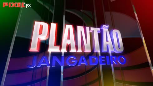 Plantão Jangadeiro - Vinheta de Abertura - Brasil:   por PIXELfx