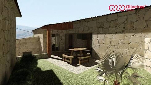 1251-SC-0312: Casas rústicas por Oliveiros Grupo